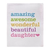 Daughter Blankets