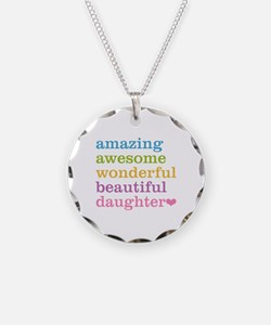 Amazing Daughter Necklace