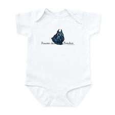 Bouvier des Flanders too Infant Bodysuit