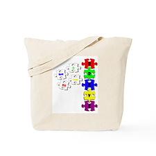 austim Brave Tote Bag