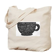 Cup of Joe and More Tote Bag