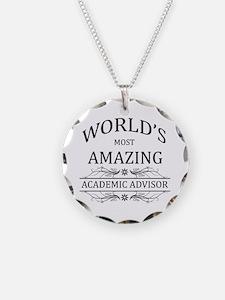 World's Most Amazing Academi Necklace