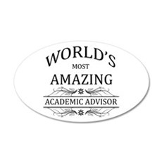 World's Most Amazing Academi Wall Decal