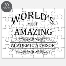 World's Most Amazing Academic Advisor Puzzle
