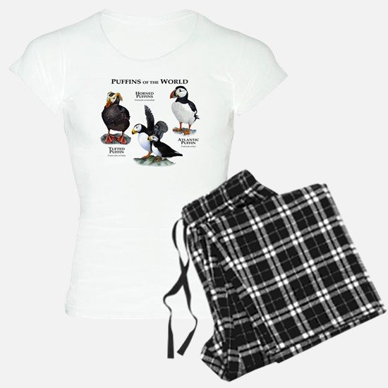 Puffins of the World Pajamas
