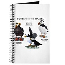 Puffins of the World Journal