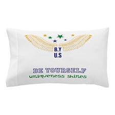 B.Y-U.S Pillow Case