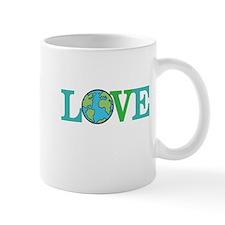 Earth Day Love Mugs