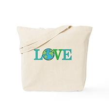 Earth Day Love Tote Bag