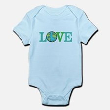 Earth Day Love Body Suit