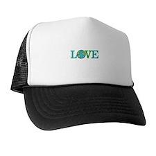 Earth Day Love Trucker Hat