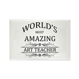 Art teacher Magnets