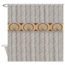 Knitters Delight Shower Curtain