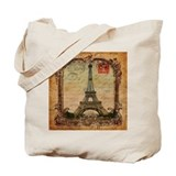 Vintage fashion Canvas Totes