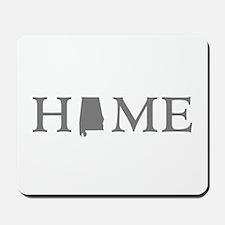 Alabama home state Mousepad