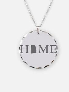 Alabama home state Necklace