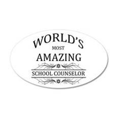 World's Most Amazing School Wall Decal