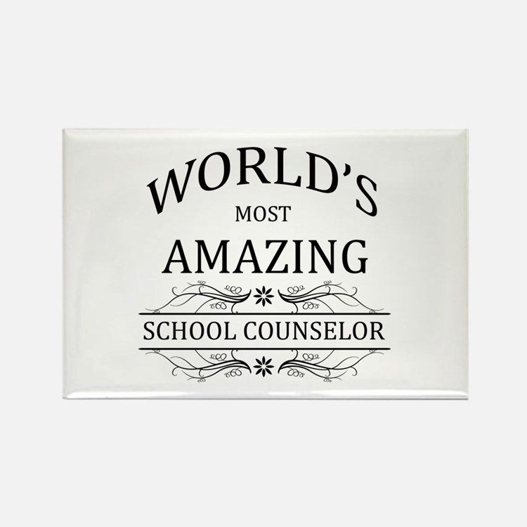 World's Most Amazing Sc Rectangle Magnet (10 pack)