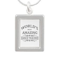 World's Most Amazing Dan Silver Portrait Necklace