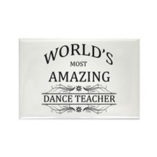 World's Most Amazing Da Rectangle Magnet (10 pack)