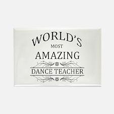 World's Most Amazing Da Rectangle Magnet (10 pack)