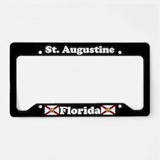 St. Augustine, FL License Plate Holder