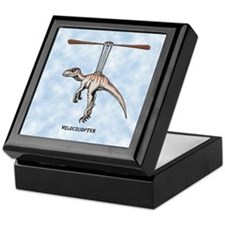 Velocicopter Keepsake Box