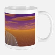 Lonesome Trucker Mug