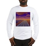 Lonesome Trucker Long Sleeve T-Shirt