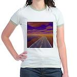 Lonesome Trucker Jr. Ringer T-Shirt