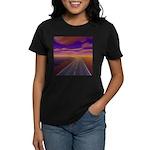 Lonesome Trucker Women's Dark T-Shirt