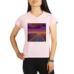 Lonesome Trucker Performance Dry T-Shirt