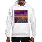 Lonesome Trucker Hooded Sweatshirt