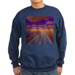 Lonesome Trucker Sweatshirt (dark)