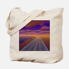 Lonesome Trucker Tote Bag