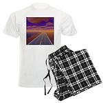 Lonesome Trucker Men's Light Pajamas