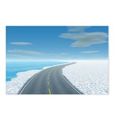 Ice Road Postcards (Package of 8)