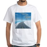 Ice Road White T-Shirt