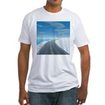 Ice Road Fitted T-Shirt