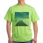 Ice Road Green T-Shirt