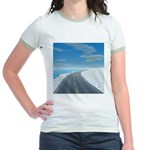 Ice Road Jr. Ringer T-Shirt