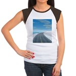 Ice Road Women's Cap Sleeve T-Shirt