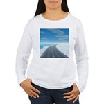 Ice Road Women's Long Sleeve T-Shirt
