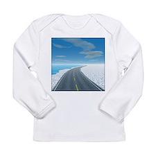 Ice Road Long Sleeve Infant T-Shirt