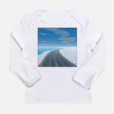 Ice Road Long Sleeve Infant T-Shirt