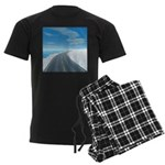 Ice Road Men's Dark Pajamas
