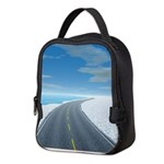 Ice Road Neoprene Lunch Bag