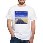 Fine Day White T-Shirt