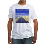 Fine Day Fitted T-Shirt