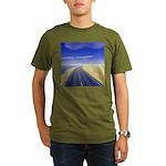 Fine Day Organic Men's T-Shirt (dark)